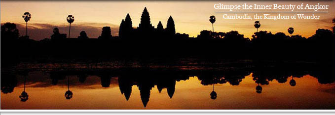 Glimpse the Inner Beauty of Angkor